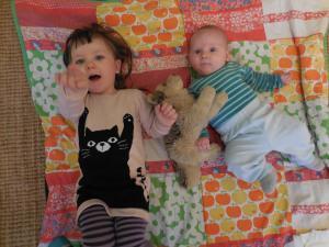 Roh vegane Ernährung, Stillen und Gewichtsentwicklung des Babys