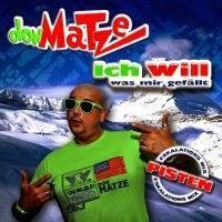 Don Matze - Ich Will