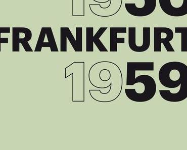 Architekturführer Frankfurt 1950–1959