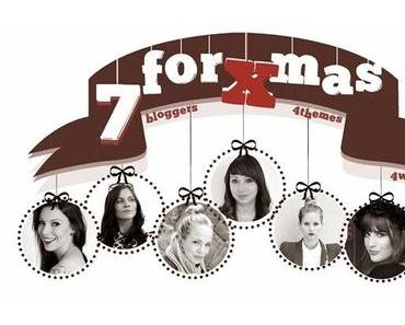 #7forXMAS: Christmas movies and music