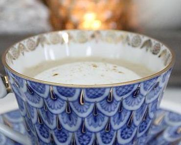 Maronen-Cappuccino-Süppchen und ein paar Rudolph´s