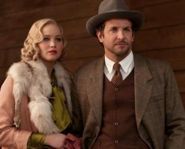 "Review: Das Leinwand-Traumpaar Jennifer Lawrence und Bradley Cooper in ""Serena"""
