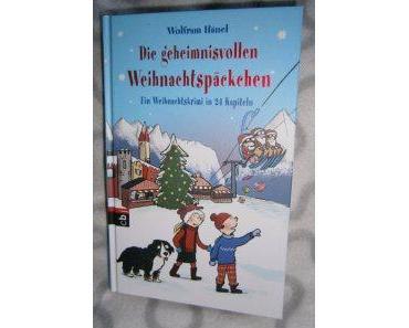 """Rezension """"Die geheimnisvollen Weihnachtspäckchen"""" – Wolfram Hänel"""