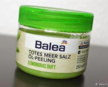 Balea Totes Meer Salz Öl-Peeling