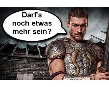 "Frau Groka guckt: ""Spartacus – Blood and Sand"""