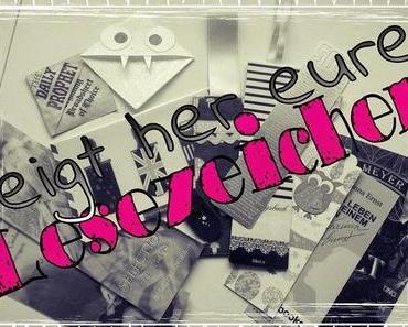 Zeigt her eure Lesezeichen! ♥ #9