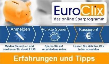 Euroclix Erfahrungen und Tipps