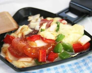 Das Jahr lecker ausklingen lassen: vegane Ideen fürs Silvester-Raclette