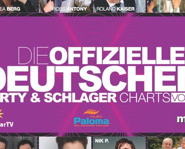 Die Offiziellen Deutschen Party & Schlager Charts, Vol. 03