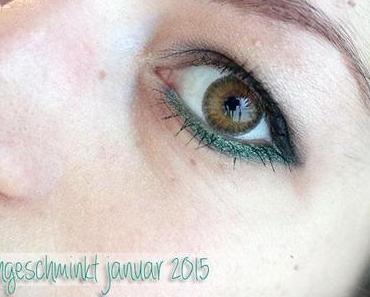 [Aktion] Nachgeschminkt | Januar 2015