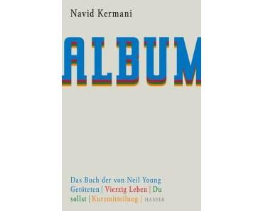 Rezension: Navid Kermani – Album (Hanser 2014)