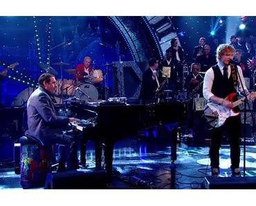 Ed Sheeran – Master Blaster LIVE @ Jools' Annual Hootenanny (Video)