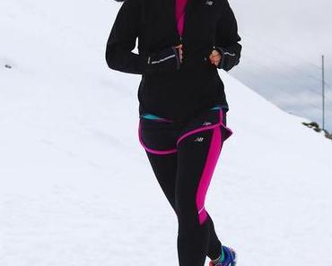 Die Kälte bezwingen: Das perfekte Laufoutfit für einen Winterlauf