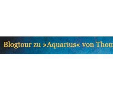 |Rezension| Aquarius von Thomas Finn