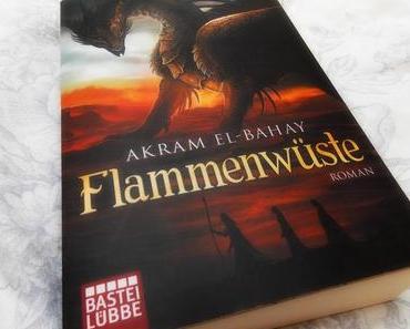 |Rezension| Flammenwüste von Akram El-Bahay