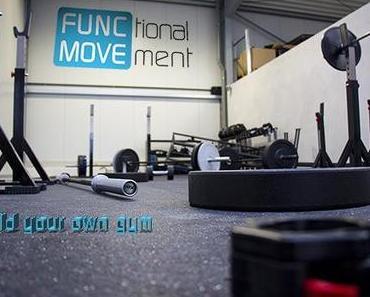 Build your own gym #2 – Die ersten Lieferungen sind da!