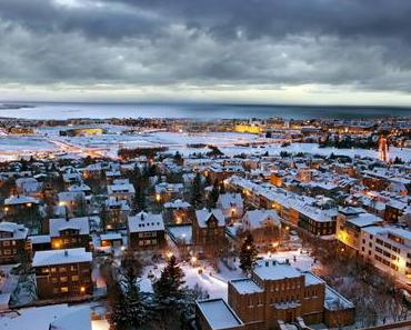 101 REYKJAVIK – 10+1 Reykjavik Highlights im Winter