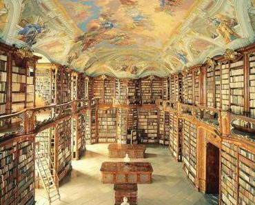 Bibliophilie: Die schönsten Bibliotheken der Welt.