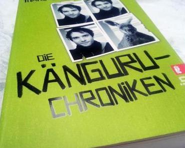 |Rezension| Die Känguru-Chroniken von Marc-Uwe Kling