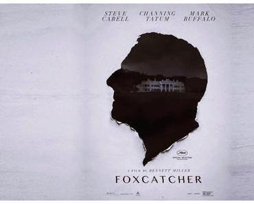 Review: FOXCATCHER - Der tragische Kampf um Respekt