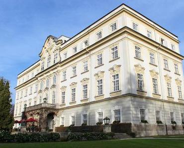 Opulentes Hotel Schloss Leopoldskron bei Salzburg
