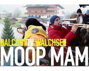 MOOP MAMA – LATTE MACCHIATO (Live @ BalconyTV) [Video]