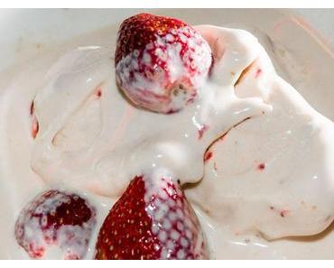 Tag des Erdbeereis – der amerikanische National Strawberry Ice Cream Day