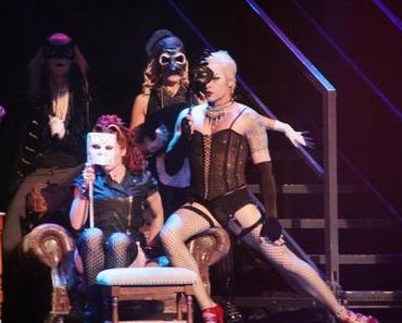 """Die """"Rocky Horror Show""""- Premiere in Düsseldorf"""