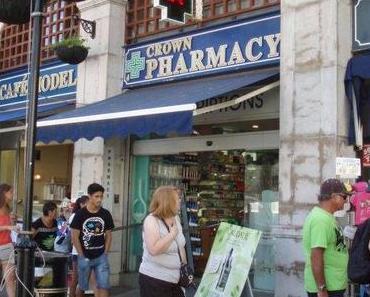 Apotheken aus aller Welt, 568: Gibraltar