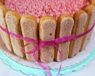 Törtchenzeit - Es war einmal eine rosa Geburtstagstorte...