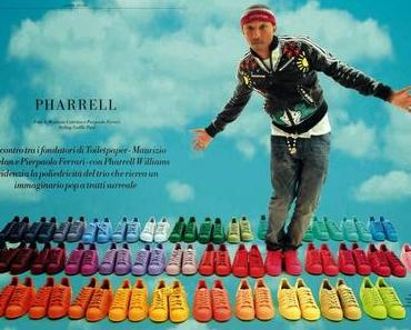 Pharrell Williams x adidas Originals Consortium Superstar Kollektion