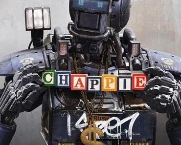 Trailer: Chappie