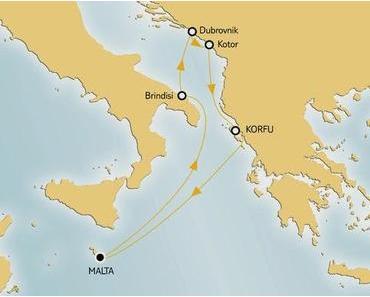 Angebot der Woche - 7 Nächte Mein Schiff 3, Adria mit Kroatien, Mein Schiff 3!