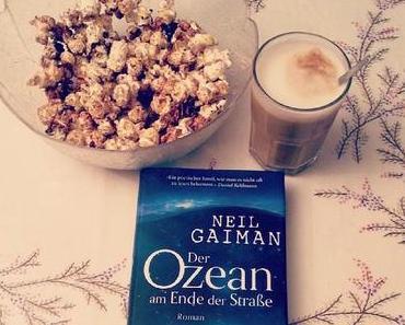 Buchtipp & Rezi | Neil Gaiman - Der Ozean am Ende der Straße ♥