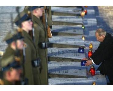 Von Obamas Auschwitz-Lüge und der jüdischen Dankbarkeit gegenüber Russland