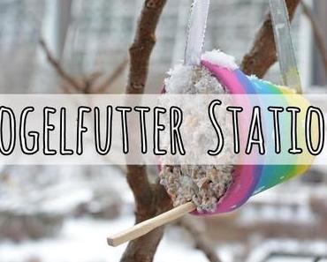 DIY Vogelfutter Station