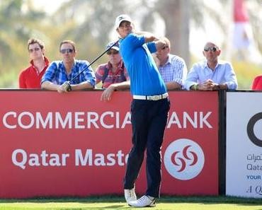 Commercial Bank Qatar Masters – Round 1