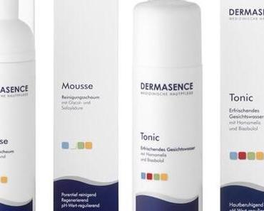 Dermasence Hautpflege