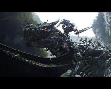 "Filmkritik ""Transformers: Ära des Untergangs"" (Blu-ray)"
