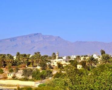 Eine traumhaft schöne Reise durch den Südosten des Oman, Teil 1 von Maskat bis zum Jebel Shams