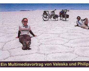 Termintipp: 2 – Rad – Abenteuer, 87.000km rund um die Welt