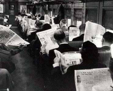 Die Pressevielfalt und die Gleichschaltung