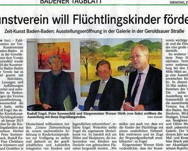 """Kunstverein """"Zeit-Kunst"""" Baden-Baden"""