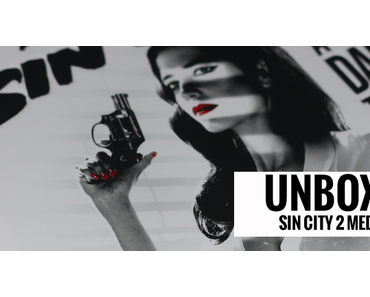Unboxing #2 Sin City 2: A Dame To Kill (Mediabook)