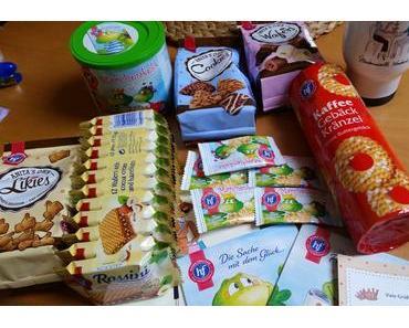 Kekspaket von Hans Freitag Keks und Waffelbäckerei ♡♡♡