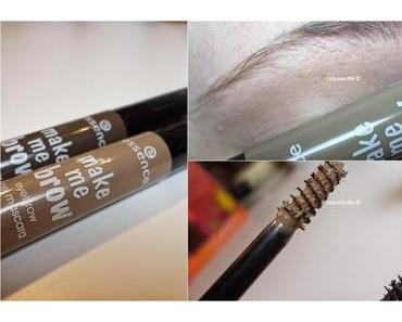 Essence Make Me Brow Eyebrow Gel Mascara ♥