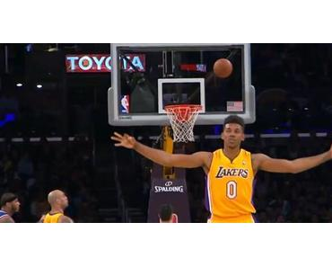 Die besten Patzer der NBA Saison 2014