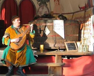 Warum das Baden im Mittelalter so beliebt war