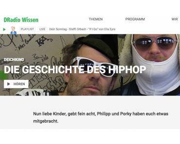 DRadio Wissen: Die Deichkind Messe des Hip-Hop