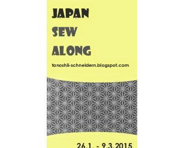 Zweites Treffen beim Japan-Sew-Along Nr. 2